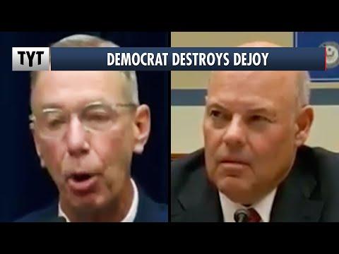 Democrat Rips DeJoy A New One