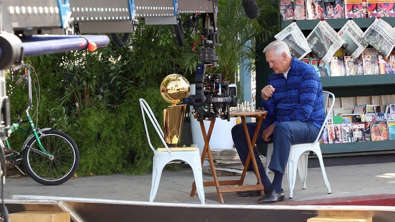 NBA Lane | Behind-the-Scenes | #NBA75