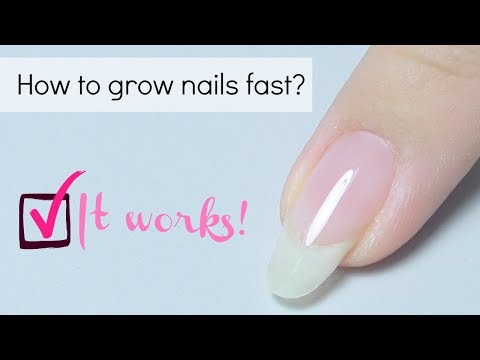 How to Grow Your Nails Fast?