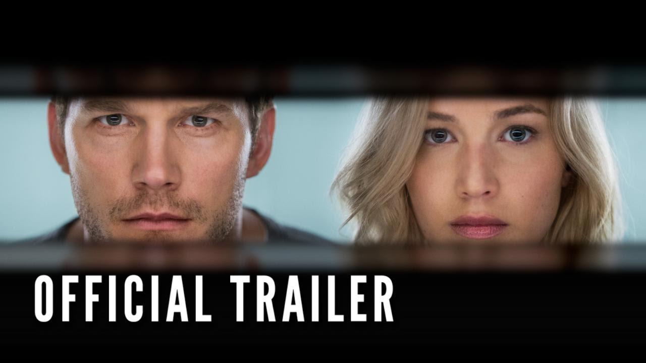 Trailer för Passengers
