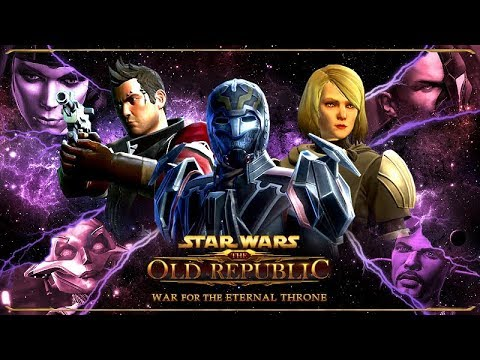 STAR WARS: The Old Republic ? The Movie ? Episode IV: War For The Eternal Throne (Sith Inquisitor)