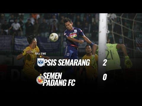 PSIS Semarang - Семен Паданг 2:0. Видеообзор матча 13.12.2019. Видео голов и опасных моментов игры