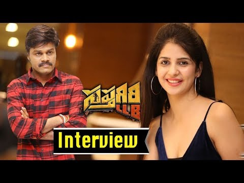Sapthagiri LLB Movie Team Latest Interview Full Video