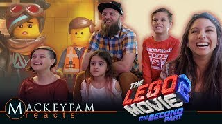 The LEGO Movie 2: The Second Part – Official Trailer 2- REACTION and REVIEW!