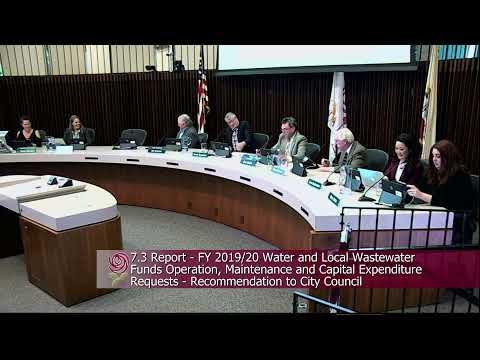 City of Santa Rosa Board of Public Utilities April 18, 2019