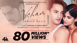 Veham Lyrics in English – Armaan Malik