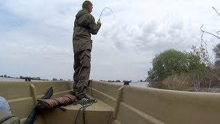 Рыбалка в селе бакланье астраханской области