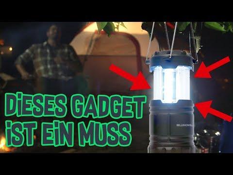 Helle & Günstige Outdoor Laterne 💡 (Tac Lantern) im Test