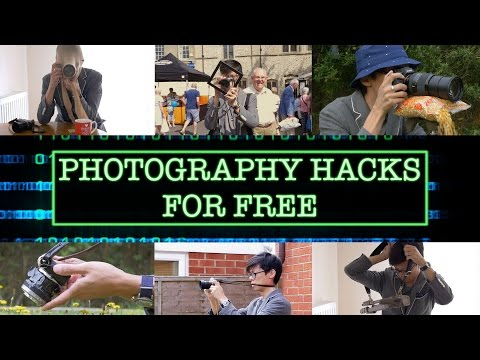 10 Cheap DIY Projects For The Budget-Conscious Photographer