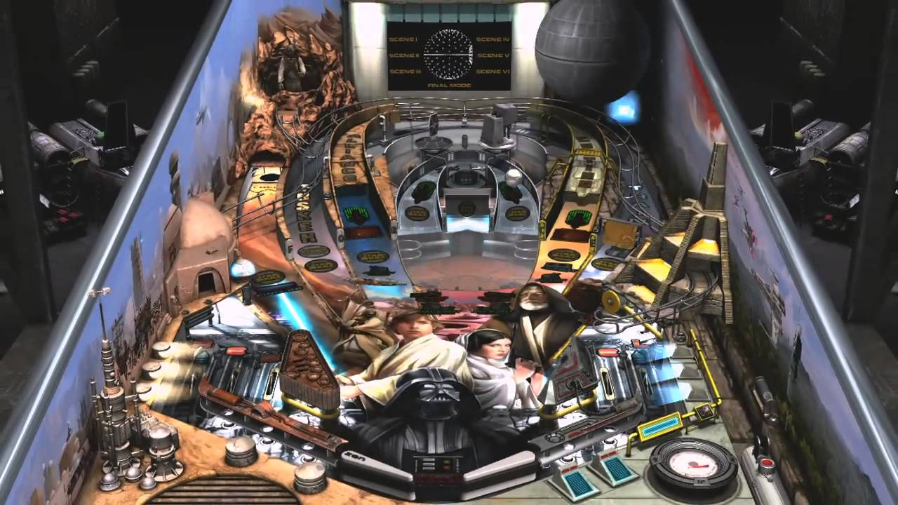 Star Wars Pinball: Heroes Within in arrivo domani su PlayStation Store