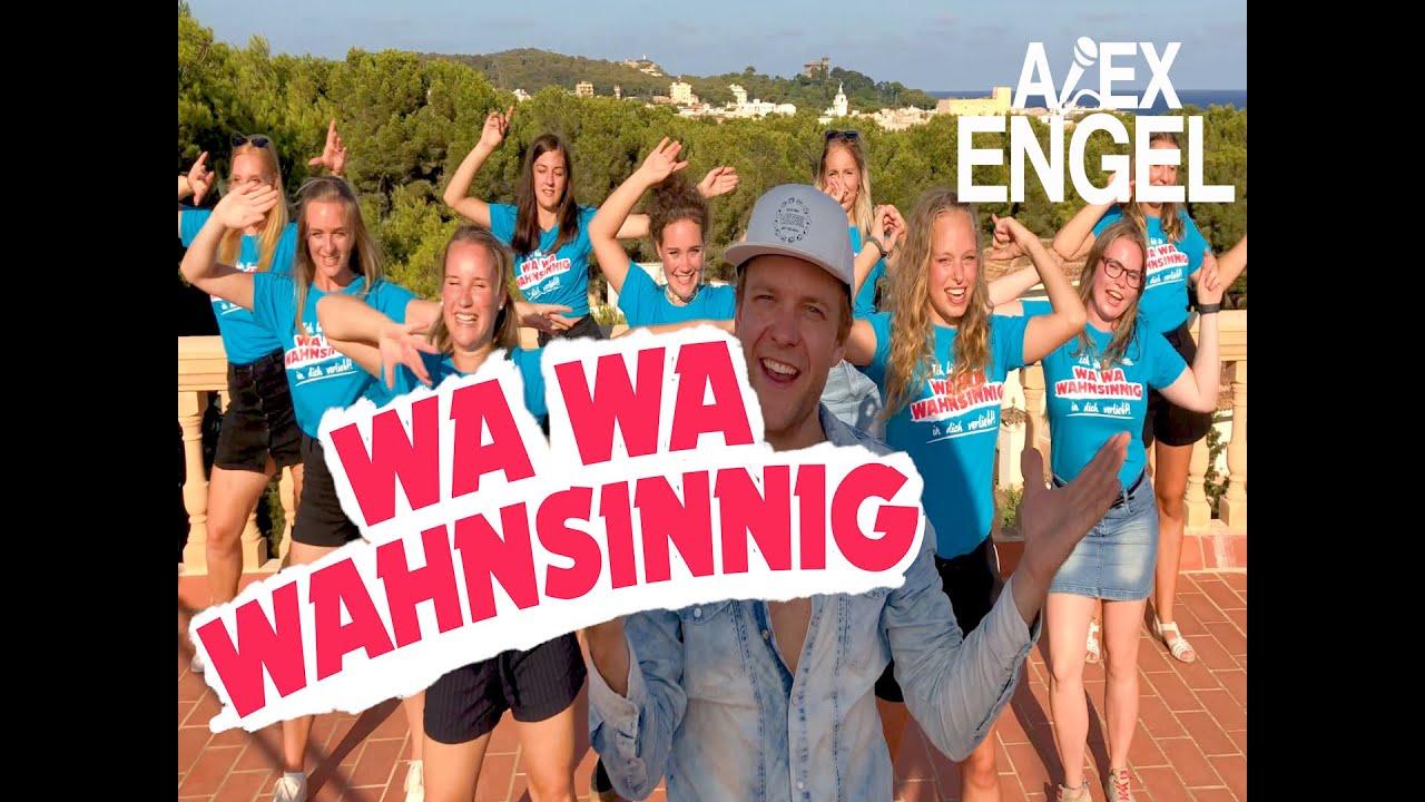Alex Engel – Wa Wa Wahnsinnig