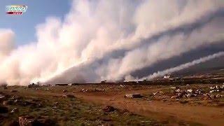 Сирия. Операция Возмездие в районе Кесаб