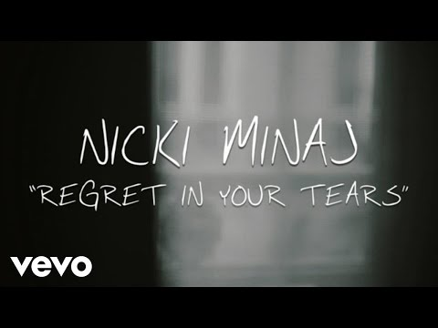 Regret in Your Tears Lyric Video