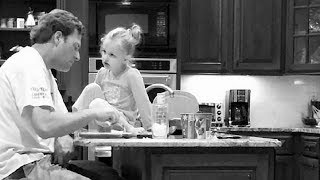 Wife Fed Up With Husband's Long Hours. Then Overhears Daughter's Conversation