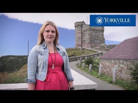 Yorkville University Nation-Wide Network (Short Version)