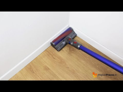 video Scopa elettrica Dyson V7 Fluffy