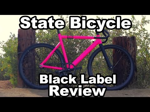 State Bicycle Co Black Label Bike Review