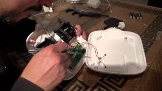 DJI Phantom 2.4 and 5.8 Radio Control Antenna Mod increase RC / FPV Range