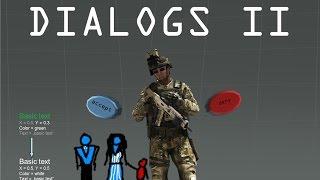 ArmA 3   Dialog Tutorial (Dynamic Text) - Most Popular Videos