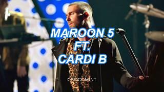 ★日本語訳★Girls like you - Maroon 5 ft. Cardi B