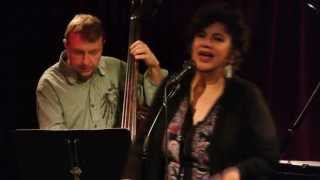 "Roz Corral with Alan Broadbent & Boris Kozlov -- ""Undecided"""