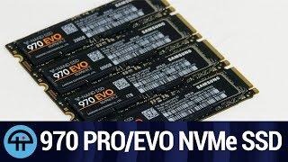 970 PRO & 970 EVO: The Fastest in Town