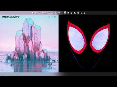 Thunder vs. Sunflower (Mashup) - Imagine Dragons, Post Malone & Swae Lee - earlvin14 (OFFICIAL)
