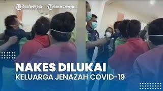 Heboh Video Nakes Dilukai Keluarga Jenazah Covid-19, Polisi Beberkan Fakta yang Sebenarnya