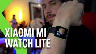 Xiaomi Mi Watch Lite, análisis: PERFECTO PARA SER TU PRIMER SMARTWATCH