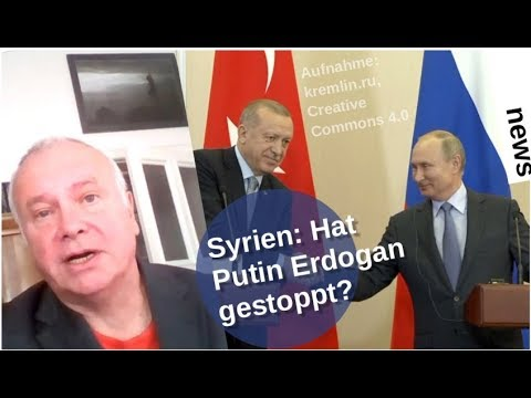 Syrien: Hat Putin Erdogan gestoppt? [Video]