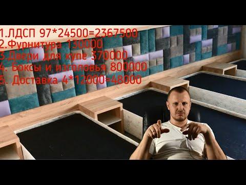 Сколько можно заработать на 1 заказе по мебели не имея собственного производства???