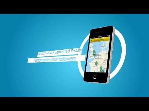 Video of App2Find - GPS Friend tracker