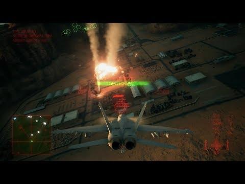 Mission 6 de Ace Combat 7