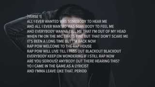 NF All I Have [Lyrics]