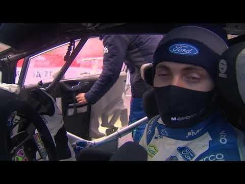 Rallye Monte-Carlo 2021, avec Adrien et Renaud - Deuxième étape