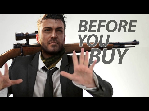 Sniper Elite 4 - Before You Buy