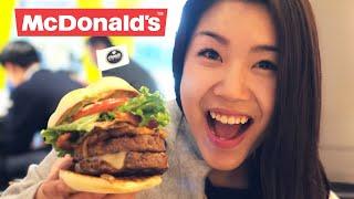 I Tried The Fanciest McDonald