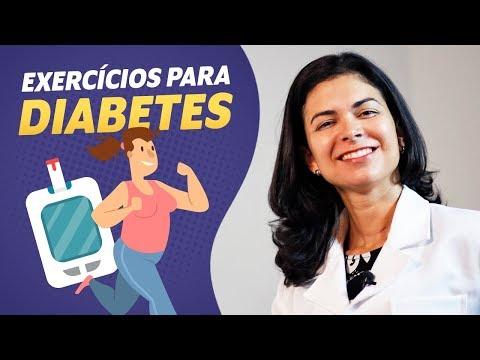 Imagem ilustrativa do vídeo: MELHORES EXERCÍCIOS PARA DIABETES
