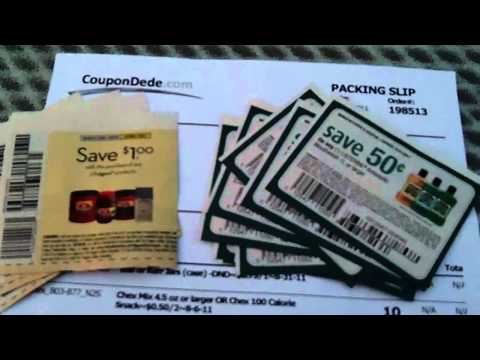Explaining Coupon Clipping Services