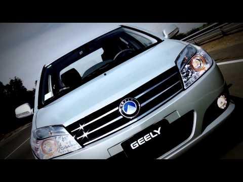 Geely New MK 2013