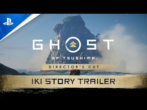 Ghost of Tsushima Director's Cut : Bande-annonce de l'histoire (Extension île d'iki) - français