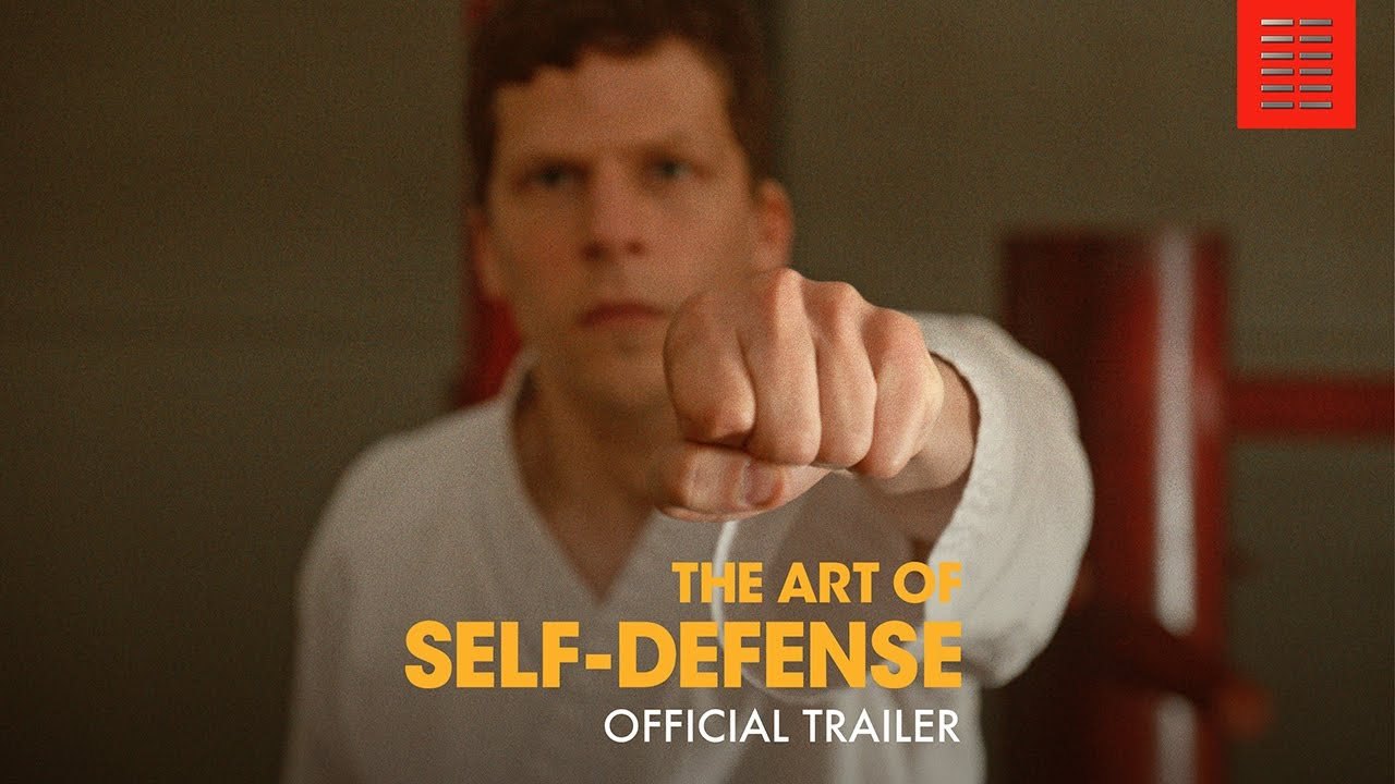 Trailer för The Art of Self-Defense