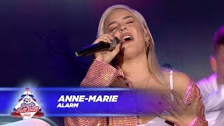 Anne-Marie - 'Alarm' - (Live At Capital's Jingle Bell Ball 2017)