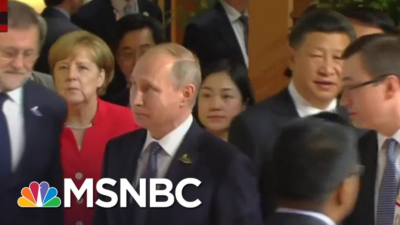 President Vladimir Putin: List Of Wants From G20 | Morning Joe | MSNBS thumbnail