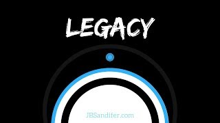 Legacy (leaving a legacy)