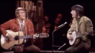 Glen Campbell & <b>John Hartford</b>  Gentle On My Mind