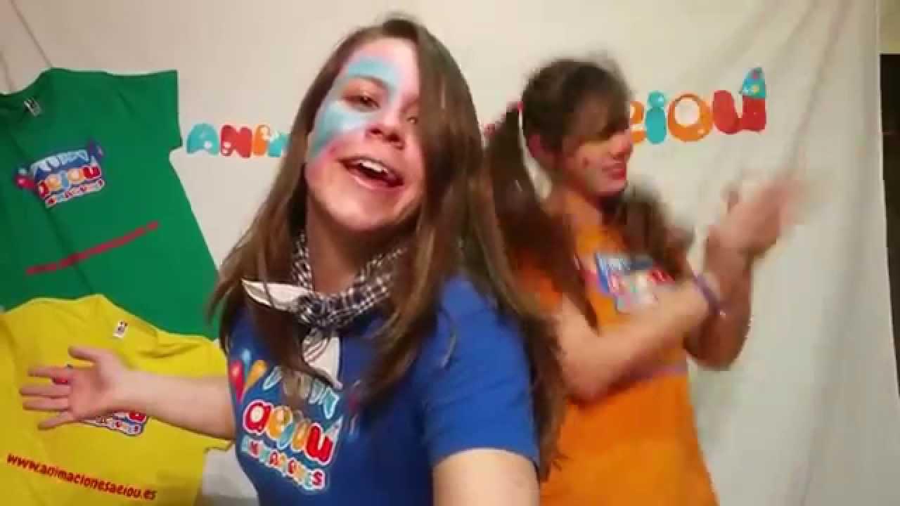 Fiestas infantiles con animadores y payasos divertidos