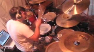 Dizzee Rascal feat. Calvin Harris and Chrome-Dance Wiv Me(Drum Cover)