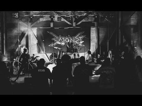Bajonet - Kremační Spánek - Mad Metal Maniacs - 28.7.2018 - Šanov u Rakovn