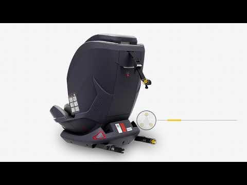 Автомобильное кресло для детей QBORN